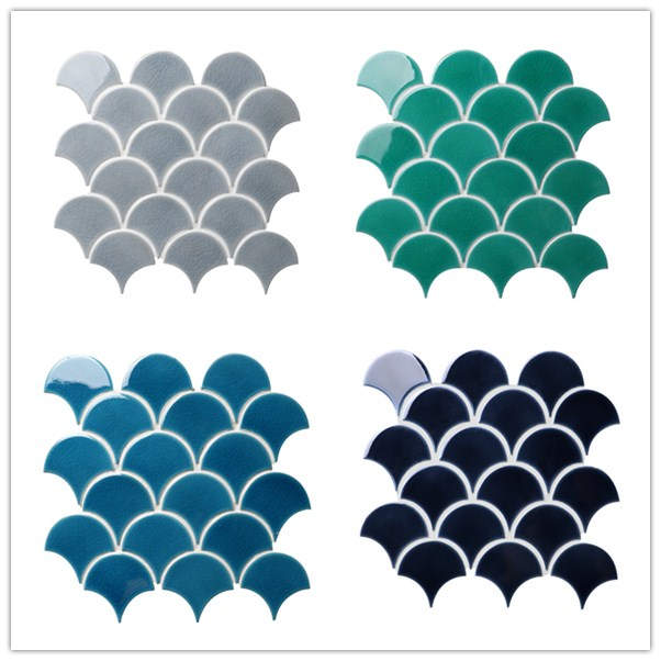 MM-Mosaic cracked finish moroccan fan shaped mosaic tile series.jpg