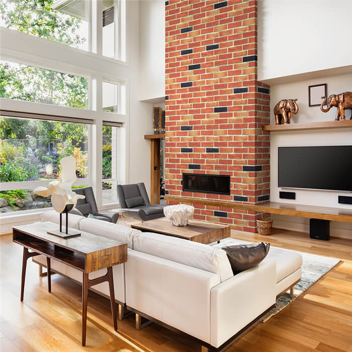 black and red brick veneer for decorating indoor fireplace.jpg