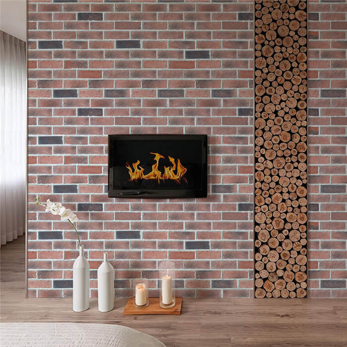 rustic brick cladding for modern embeded fireplaces.jpg