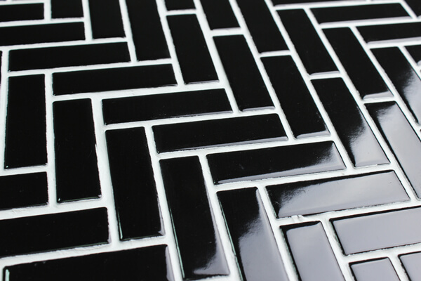 black herringbone ceramic mosaic tile.jpg