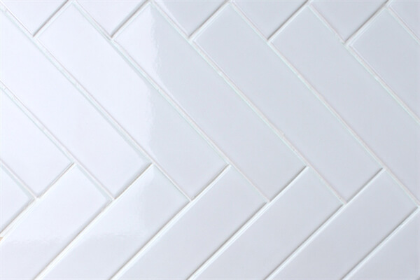 super white glossy glazed herringbone mosaic tile.jpg