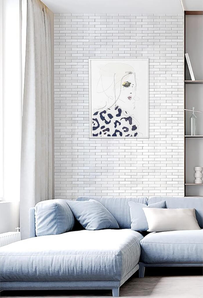 living room porcelain mosaic tile accent wall.jpg