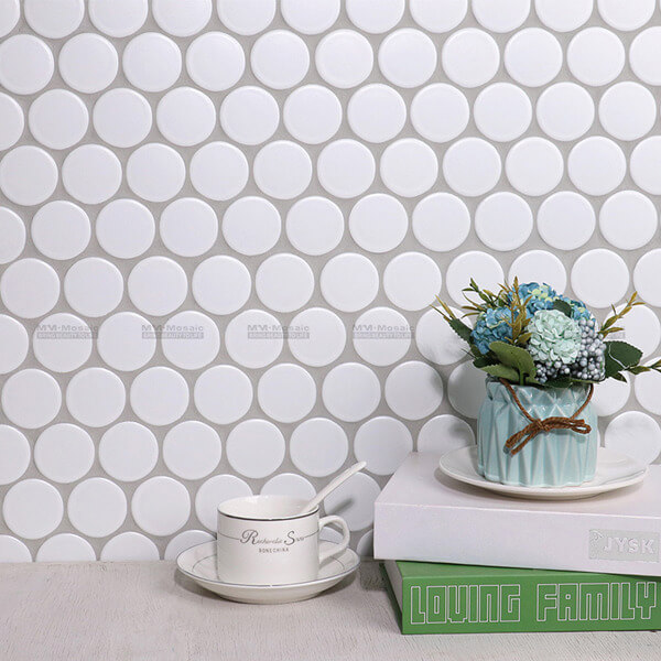 the high-end ceramic mosaic
