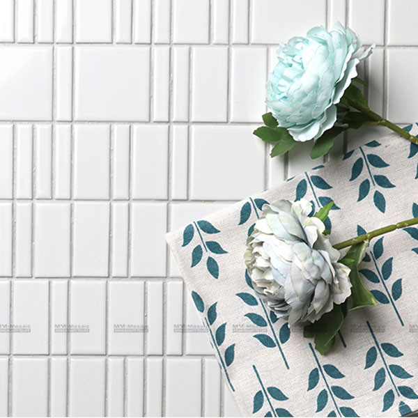 the-white-porcelain-mosaic-surface-combines-matte-and-glossy