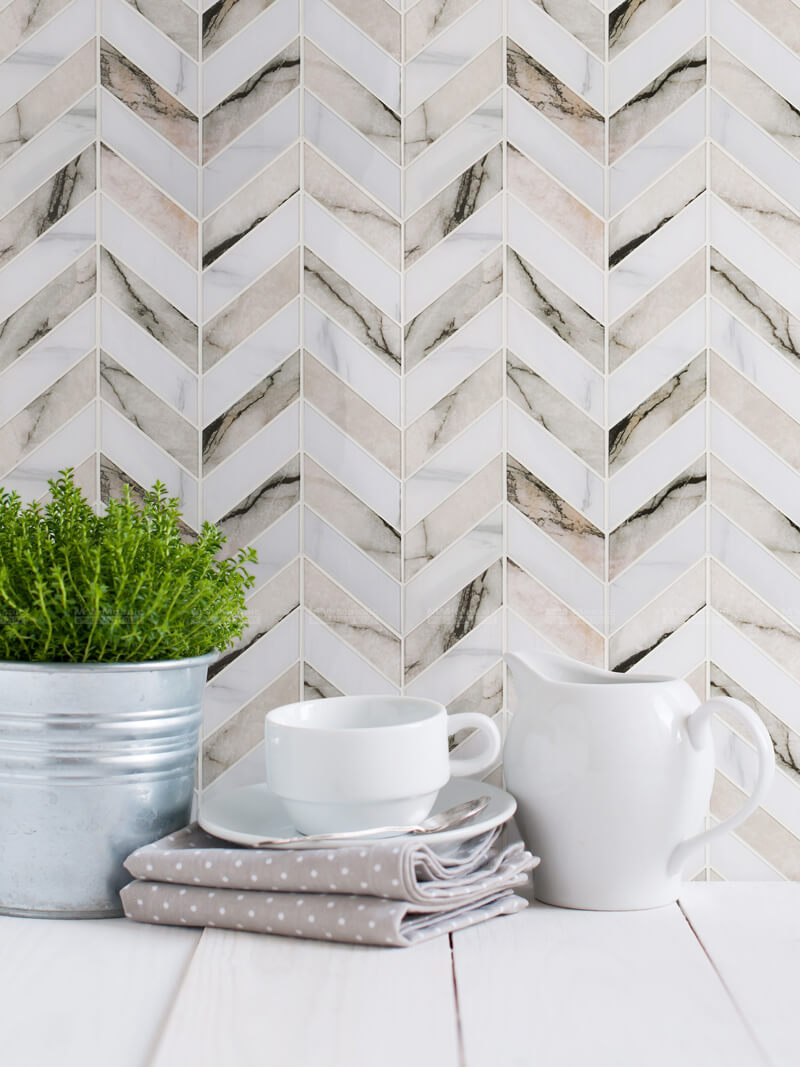 7 peel and stick chevron mosaic tiles ZOD6007-PS.jpg
