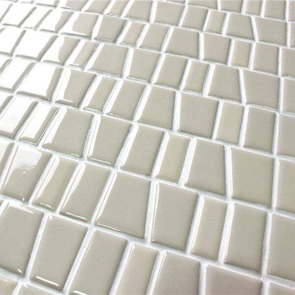 homebase porcelain mosaic tile irregular wall tile for living room